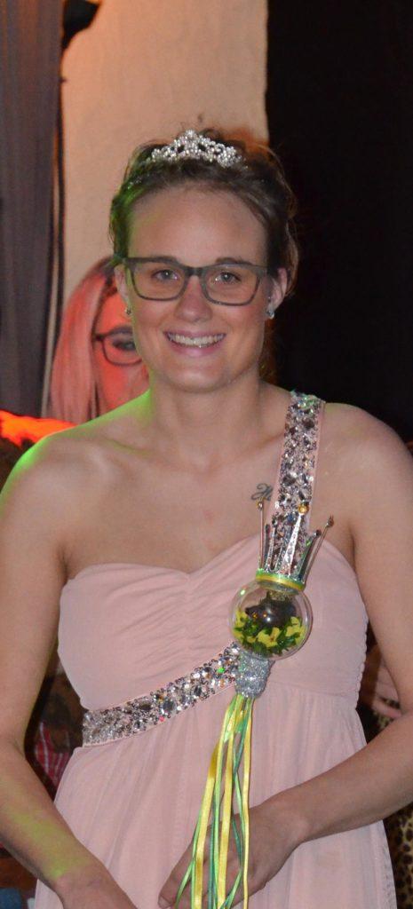 Juliana die I. (Prinzessin der Kampagne 2017/2018 - Jetzt erst recht!