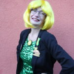 Claudia Störtz – Beisitzerin & aktiv in der Bütt